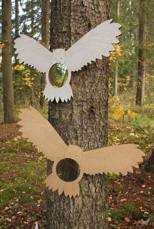 Metsäpeilien pöllöt